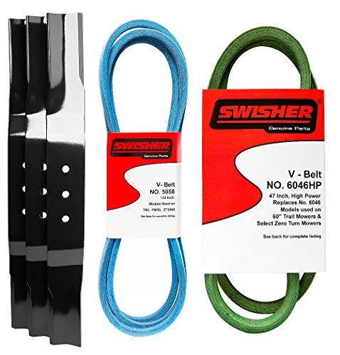 Swisher 21057 60 in. G6 Finish Cut Service Kit