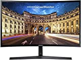 Samsung C24F396 - Monitor Curvo de 24'' (Full HD, 4 ms, 60 Hz,...