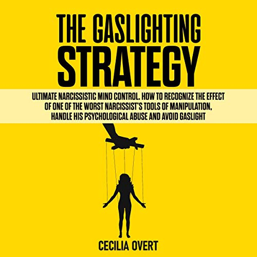 The Gaslighting Strategy cover art