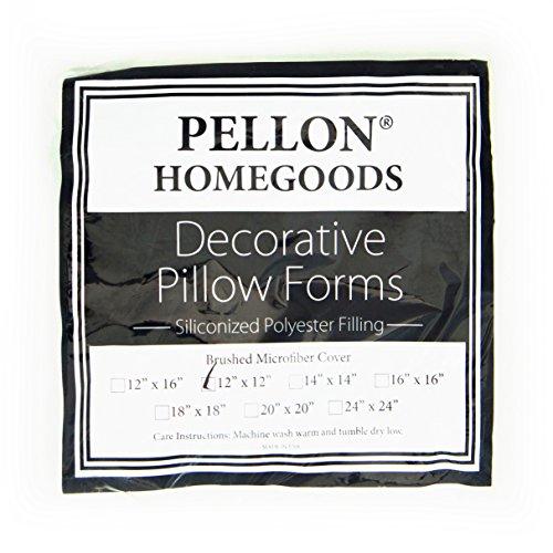 Pellon 0363935 Home Goods Pillow Insert x 12in, Each