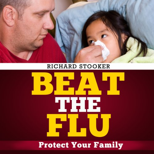Beat the Flu audiobook cover art