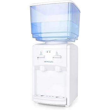 Jocca Dispensador de Agua con depósito, Blanco y Morado, 24.5 x 23 x 34 cm: Amazon.es: Hogar