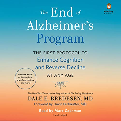 The End of Alzheimer's Program cover art