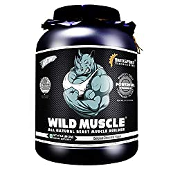 Drexsport – Wild Muscle – All Natural Lean Mass Gainer Protein Powder
