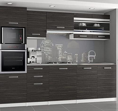 Tarraco Comercial Muebles de Cocina Paula Grafito