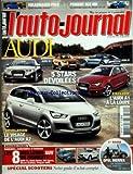 AUTO JOURNAL (L') [No 802] du 06/05/2010 - VOLKSWAGAN POLO - PEUGEOT RCZ HDI - AUDI / 5 STARS DEVOILEES - LES 8 MEILLEURS SUV DU...