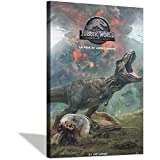 TIKOO Jurassic Park Movie Poster Canvas Art Poster Picture Modern Office Family Bedroom Decorative Posters Gift Wall Decor Painting Posters 16×24inchs(40×60cm)