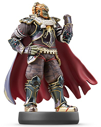 Amiibo Ganondorf Super Smash Bros Legend Of Zelda