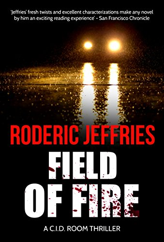 Field of Fire (C.I.D. Room Book 7) (English Edition)