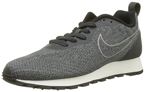 Nike Wmns Md Runner 2 Eng Mesh, Zapatillas de Running para Mujer, Gris (Anthracite/Anthracite/Black/Sail 001), 38 EU
