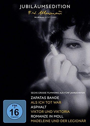 50 Jahre Murnau-Stiftung - Jubiläumsedition (5 DVDs) [Alemania]