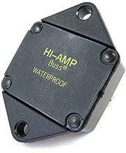 Bussmann 181080P-01-1 80A Circuit Breaker 30V Panel Mount