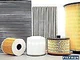 Kit de filtros para revisión Mercedes Clase A 160 170 Cdi (W168) marca Filtron