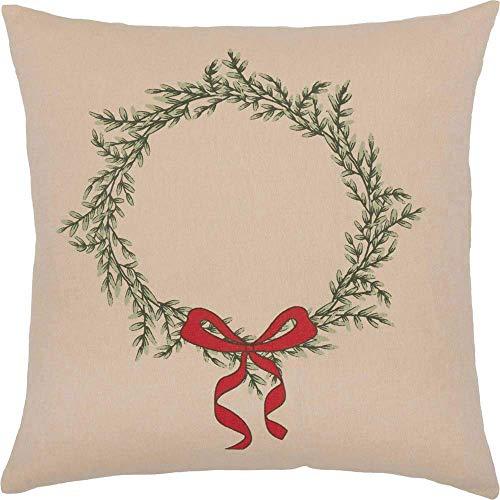 Touch Colourful Funda de cojín de arpillera para decoración de sofá, recámara, Coche, Estilo clásico…