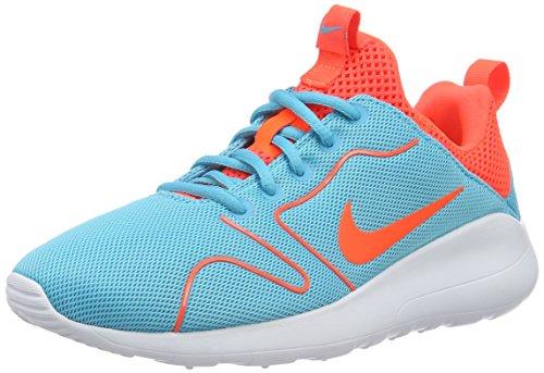 Nike Damen Wmns Kaishi 2.0 Trainingsschuhe, Blau (Gamma Blau/ Total Crimson-Weiß), 38.5 EU