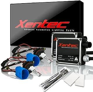 Autovizion Super Compact H13 9008 10000K High//Low Brilliant Blue HID Xenon Kit
