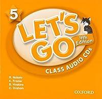 Let's Go 4/E: 5 Class CD