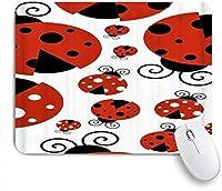 マウスパッド かわいいのパグドーナツキャンディ ゲーミング オフィス おしゃれ がい りめゴム ゲーミングなど ノートブックコンピュータマウスマット 24cm x 20cm