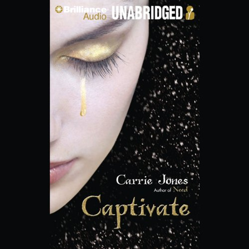 Captivate audiobook cover art