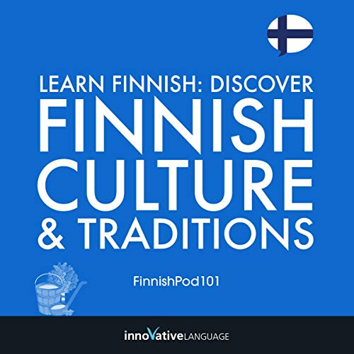 Learn Finnish cover art