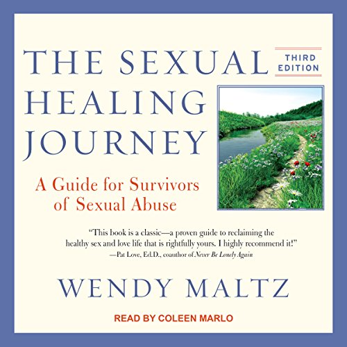 The Sexual Healing Journey audiobook cover art