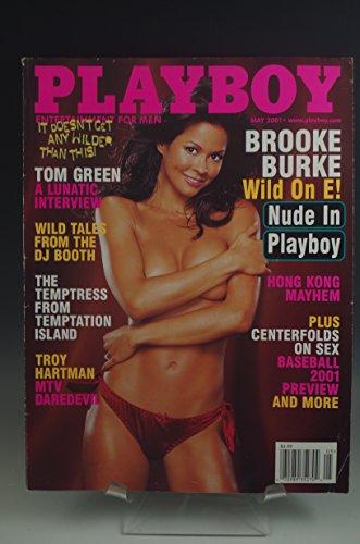 Playboy Magazine. May 2001