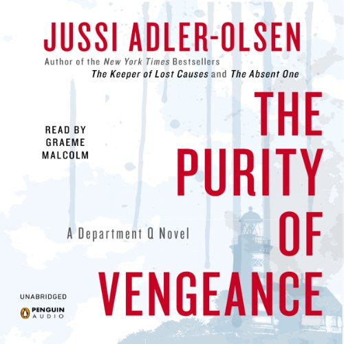 The Purity of Vengeance audiobook cover art