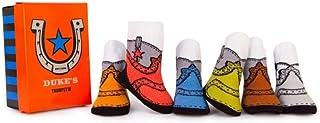 Trumpette, Chaussette Duke de la marque Trumpette pour bébé, taille unique, multicolore