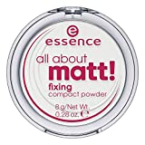 ESSENCE All About Matt polvos compactos matificantes