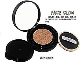 [Korea Import] MegaUniversal 3 Concept Eyes 3CE Snow BB Soothing Moisture Cover Cushion SPF40+ PA+++ [Additional refill included] (Natural #2)