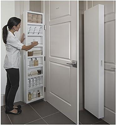 Cabidor Classic | Behind The Door | customizable | Medicine, Bathroom, & Kitchen Storage Cabinet