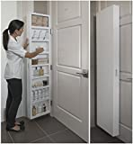 Cabidor Classic | Behind The Door | customizable | Medicine, Bathroom, & Kitchen Storage Cabinet