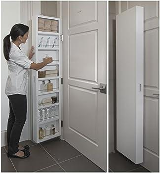 Cabidor Classic   Behind The Door   Adjustable   Medicine Cabinet Kitchen Cabinet & Bathroom Storage Cabinet