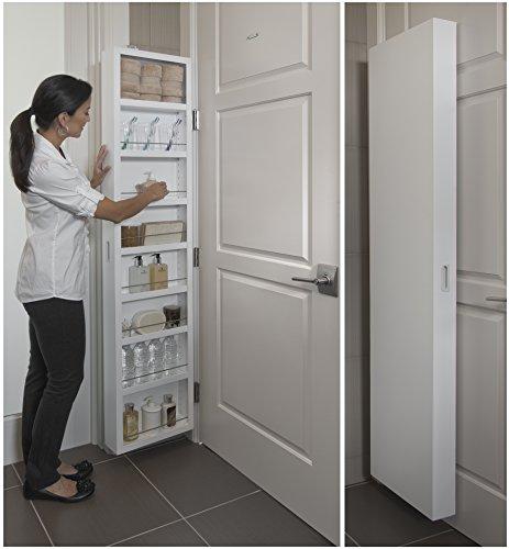 Cabidor Classic  Behind The Door  customizable  Medicine Bathroom Kitchen Storage Cabinet