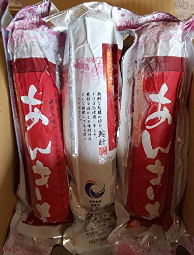 最高級品 あんきも 棒 1本(約230〜250g) 冷凍 あづまフーズ あん肝