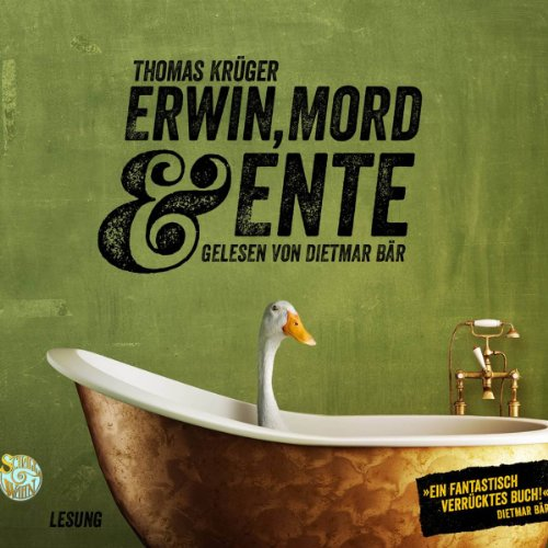 Erwin, Mord & Ente audiobook cover art