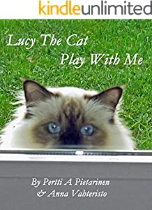 Lucy The Cat 3巻 表紙画像
