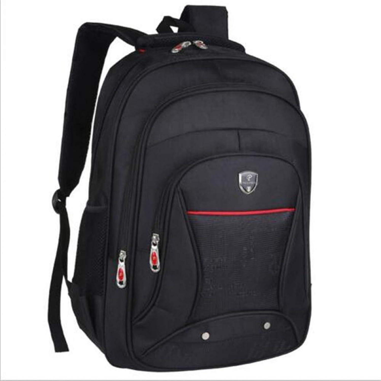 HUYANNABAO Business 17 Inch Laptop Bag Shoulder Bag Black Computer Bag Backpack High Grade Wearproof Travel Bag