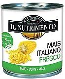 Il Nutrimento, Conserva de maíz dulce - 4 de 3 unidades (Total 12 unidades)