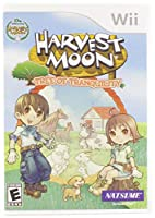 Harvest Moon Tree of Tranquility