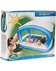 Intex Sunshade Rectangular Baby Pool