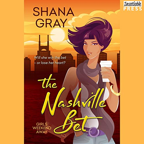 The Nashville Bet audiobook cover art