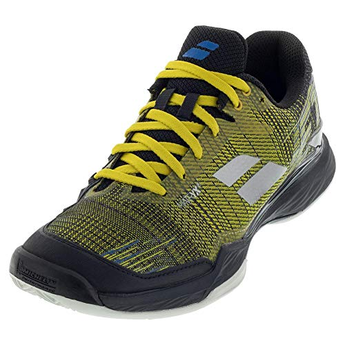 BABOLAT Jet Mach II All Court Men, Zapatillas de Tenis Hombre, Dark Yellow/Black, 42.5 EU