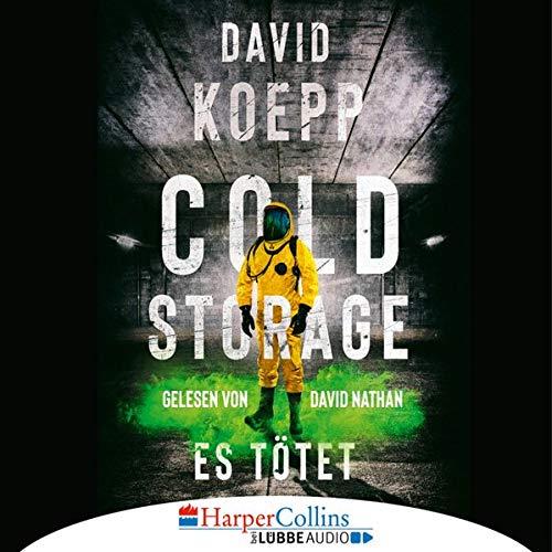 Cold Storage - Es tötet Titelbild