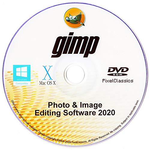 Photo Editing Software 2020 Photoshop Elements 15 CC CS6 CS5 Compatible Pro Image Editor for PC Windows 10 8.1 8 7 Vista XP 32 64 Bit, Mac OS X & Linux - Full Program & No Monthly Subscription
