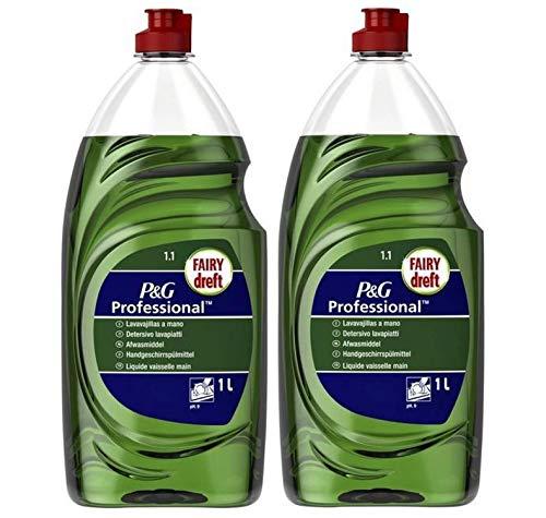 Dreft Professional Geschirrspülmittel - 2 x 1 Liter (Rabatt)