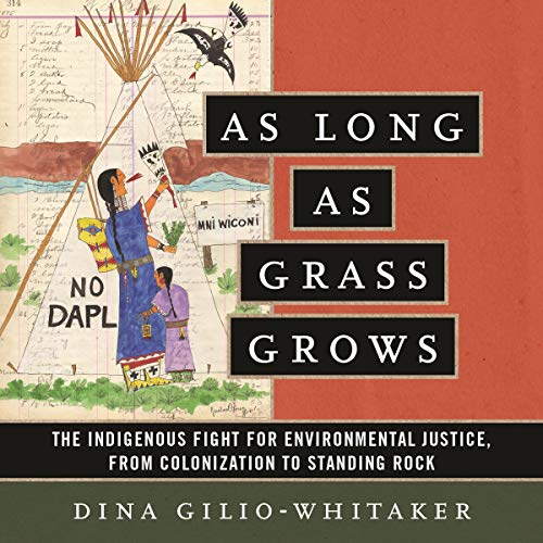 As Long as Grass Grows audiobook cover art