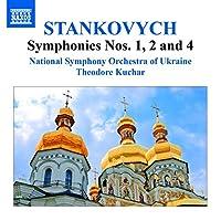 Stankovych: Symphonies Nos 1,