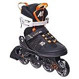 K2 Inline Skates ALEXIS 80 Für Damen Mit K2 Softboot, Black -...