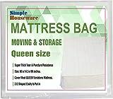 Simple Houseware Queen Size Mattress Bag